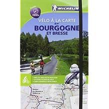 Bourgogne Bike Map & Atlas
