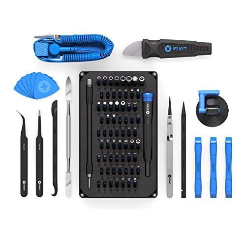 iFixit Pro Tech Toolkit Werkzeug-Set zum Reparieren von Smartphones, Laptops und anderer Elektronik