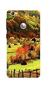 Insane LeEco Le 1s back cover -Premium Designer Case and Covers for LeEco Le 1s