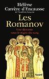 Les Romanov - Une dynastie sous le règne du sang (Biographies Historiques) - Format Kindle - 9782213679976 - 8,49 €