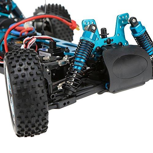 RC Auto kaufen Buggy Bild 3: Ursprünglich HSP 94107PRO 1 10 4WD elektronische angetriebene bürstenlose Motor RTR offroad Buggy & 2,4 GHz Fernbedienung*