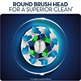 Oral-B Elektrische Zahnbürste Pro 600, mit CrossAction Aufsteckbürste Bild 5