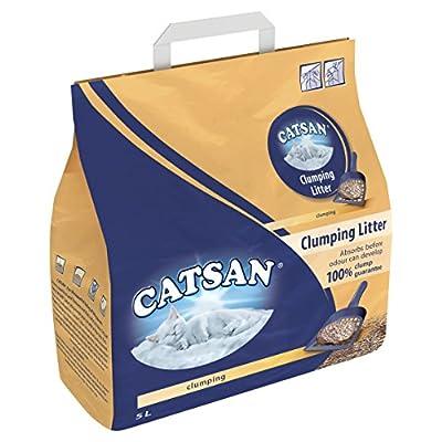 Catsan Clumping Cat Litter, 5 L