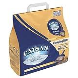 Catsan, lettiera per Gatti Estremamente Assorbente composta da Granulato di Argilla Sottile