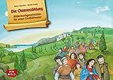Produkt-Bild: Die Ostererzählung. Kamishibai Bildkartenset.: Entdecken. Erzählen. Begreifen: Kinderbibelgeschichten. (Bildkarten für den Religionsunterricht)