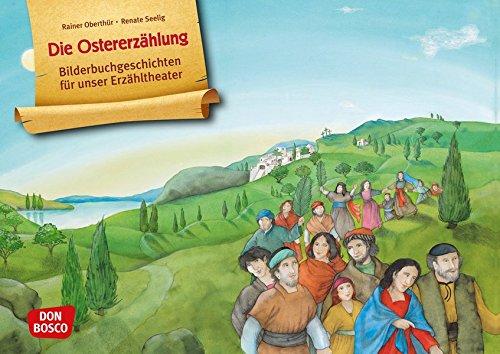 Die Ostererzählung. Kamishibai Bildkartenset.: Entdecken. Erzählen. Begreifen: Kinderbibelgeschichten. (Bildkarten für den Religionsunterricht) (Kinder Für Palmsonntag)