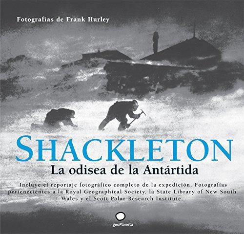 Shackleton 2. La odisea de la Antártida (Ilustrados -Lonely Planet)