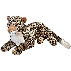 Wild Republic - CK Jumbo Leopardo Africano de Peluche, 76 cm (19798)
