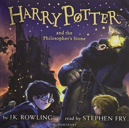 Harry Potter and the Philosopher's Stone (Harry Potter 1) (Uk Potter Harry Audio-cd)