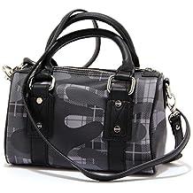 0346U bauletto donna handbag Geox CAMOTARTAN woman FOR camouflage ecopelle 5dq5pw