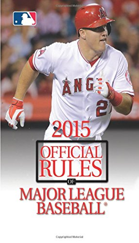 Official Rules of Major League Baseball 2015 di Triumph Books LLC