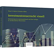 Investmentsteuerrecht visuell: Besteuerung von Investmentfonds und ihrer Anleger in strukturierten Übersichten