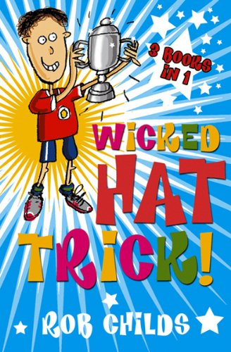 Wicked Hat Trick: Rob Childs Troubadour 3in1 (English Edition) -