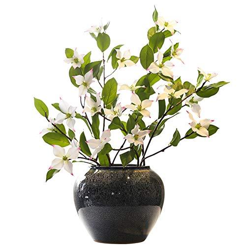 Xue-vase Künstliche Blumen/Klassischer Pastoralstil Plant Tabletop Flower TV Flower