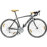 Viking Elite Rennrad, 18 Gang, 700c, 3 Rahmengrößen Shimano Sora , Rahmengrösse:53 cm