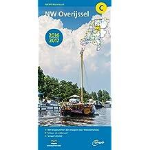Waaterkart C Noord west Overijssel (ANWB waterkaart (C))