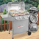 51sQ3m6QaRL. SL160  - Divertiti a cucinare in giardino insieme agli amici utilizzando il più innovativo Barbecue a gas