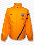 Nike – Survetement – Survetement FC Barcelone, orange/schwarz - Größe: Medium