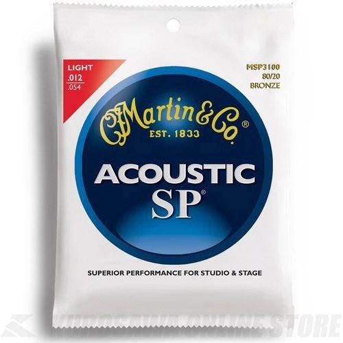 iten für Akustikgitarren (80/20, Bronzeumwicklung, Stärke Light 0.012 -0.054) (Martin 12 String Akustik Gitarre)