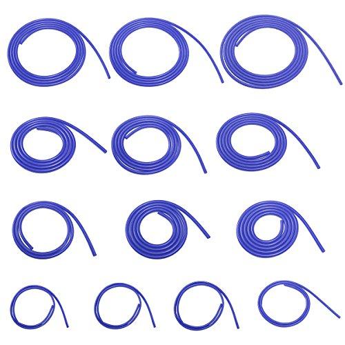 MASUNN 3M Silikon Vakuum Schlauch Rohr Rohr Luft Wasser Kühlmittel Dump Ventil Öl Turbo Boost-#2 -