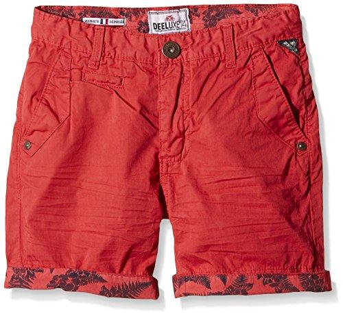 Deeluxe FLICKSON KID-Shorts Bambino    Rosso (Tomato) 12 Anni