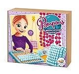 Buki - 5302 - Kit De Loisirs Créatifs - Pompons