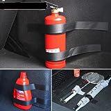 Selldorado® Stripe Trunk Organizer Cinghia per l'automobile Chiusura per Il Bagagliaio Chiusura con Velcro per Il Fissaggio a Tutte Le Marche di Auto (30 Pezzi)