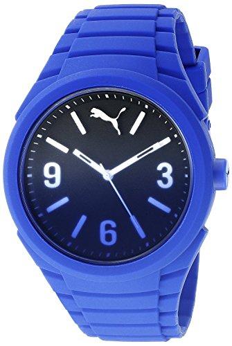 2761c8760c9c Puma Gummy Fading – Reloj análogico de cuarzo con correa de silicona unisex