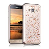 kwmobile Case for Samsung Galaxy J3 (2016) DUOS - Clear TPU