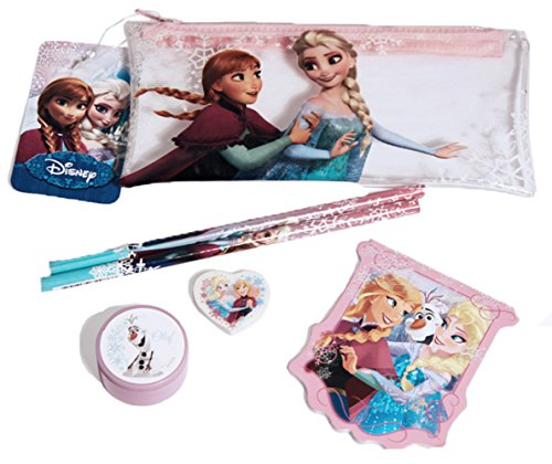 Disney Frozen – Portatodo Completo, 20 x 9 cm (Mercury 24155/29981)