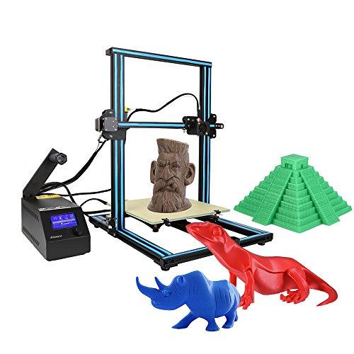 Creality CR-10 Aibecy 3D DIY Impresora 300 * 300 * 400 mm Tama?o de Im