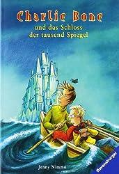 Charlie Bone 4: Charlie Bone und das Schloss der tausend Spiegel (RTB - Charlie Bone)