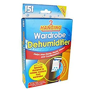 Hanging Wardrobe Dehumidifier Damp by 151