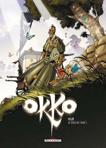 Okko, tome 5 : Le cycle de l'air, premiere partie