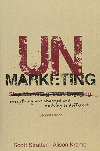 Unmarketing: Everything Has Changed and Nothing Is Different por Scott Stratten