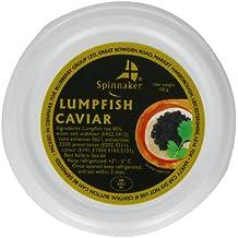 Spinnaker Lumpfish Caviar Black 100 g (Pack of 2)
