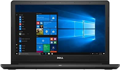 Dell Inspiron 15 3567 39,6 cm (15,6 Zoll HD) Laptop(Intel Core i3-6006U, 1TB HDD, Intel HD Graphics 520 with shared graphics memory, DVD RW, Win 10 Home 64bit German) aufdeckung schwarz