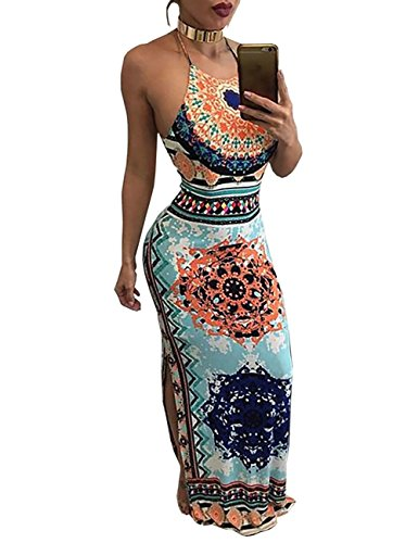 ninimour-womens-ethnic-side-split-halter-drawstring-maxi-dress