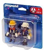 PLAYMOBIL 4914 - Duo Pack Feuerwehrtrupp