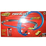 Fast Lane Super Blast and Starter Race Track Set