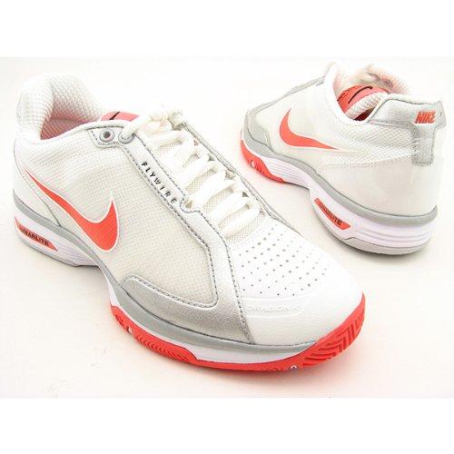 Nike  Running Dart 10 Lgb, Jungen Laufschuhe weiß weiß Schwarz