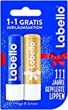 LABELLO 1+1 Gratis Jubiläumsaktion, Set mit 2 Lippenpflegestiften (2 x 5.5 ml), 33 g