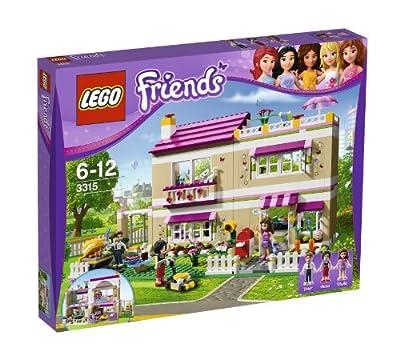 LEGO Friends - La Casa de Olivia - 3315