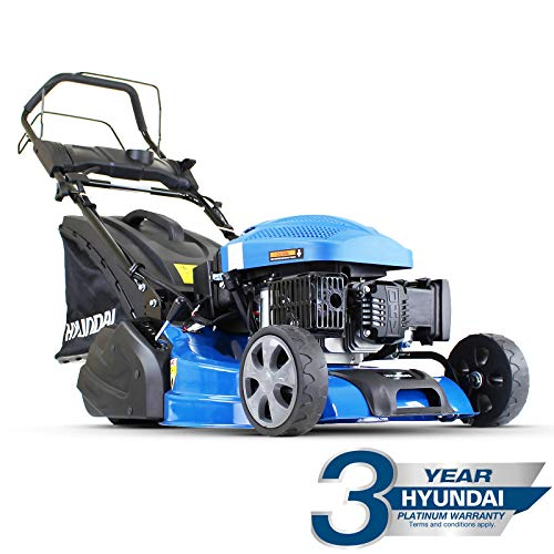 Hyundai HYM510SPER - Llave trasera autopropulsada (173 cc, 5 HP)