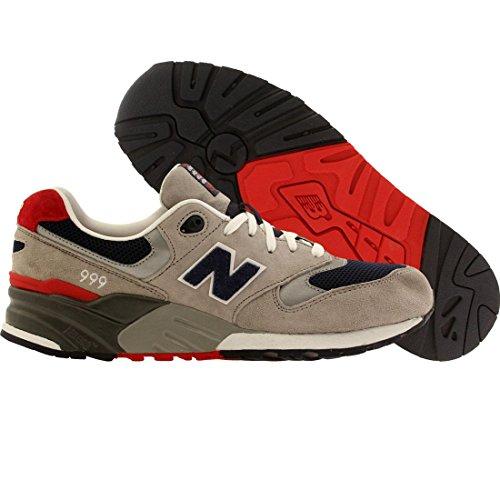 New Balance 999 Herren Sneaker Grau Grau/Navy