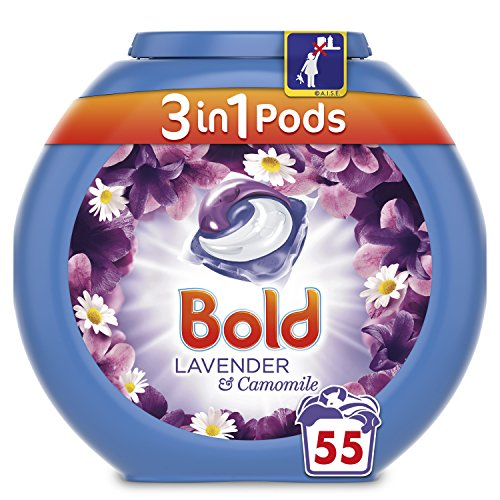 Bold 3-in-1 Pods...