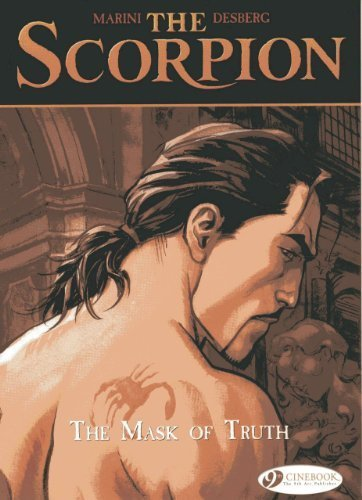 Scorpion, Vol. 7, The: The Mask of Truth by Stephen Desberg (2013-12-20)