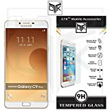 Samsung C7 Pro Tempered Glass - TheGiftKart Premium HD Tempered Glass for Samsung C7 Pro