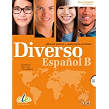 Diverso B : libro del alumno y cuaderno de ejercicios