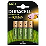 Best Accessory Power Computer Monitors - Duracell Plus 5000174 AA Rechargeable Batteries 1300 mAh Review